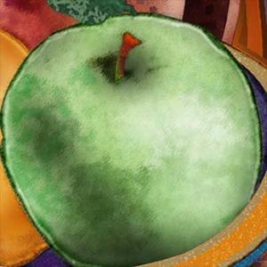 Detail Image for art Apples