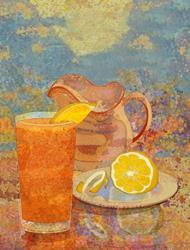 Art: Iced Tea by Artist Mary Ogle
