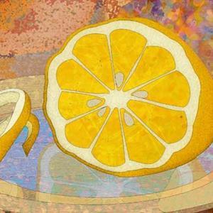 Detail Image for art Iced Tea