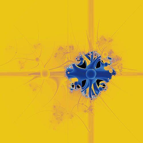 Art: Mandrel Vine by Artist Carolyn Schiffhouer