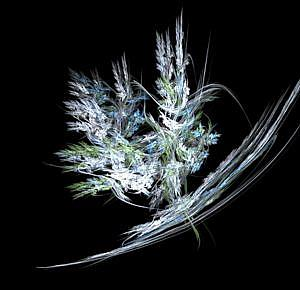 Art: Wheat of Life by Artist Carolyn Schiffhouer