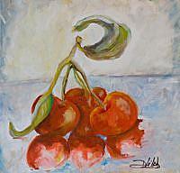 Detail Image for art Cherries