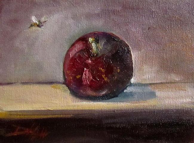 Art: Plum by Artist Delilah Smith
