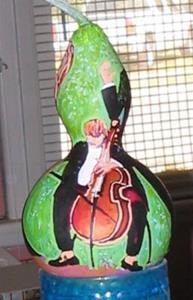 Detail Image for art Gourd
