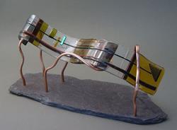 Art: Lounge by Artist Dawn Lee Thompson