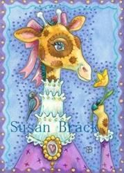 Art: PRIM AND PROPER by Artist Susan Brack