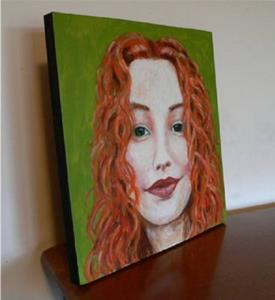 Detail Image for art I believe in peace - tori amos