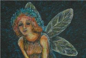 Detail Image for art Midsummers Eve Fairy