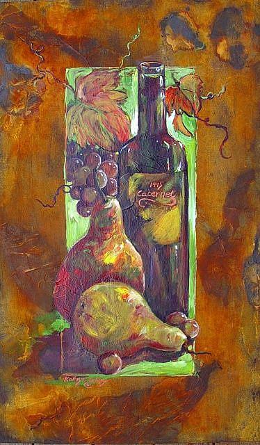 Art: 1995 Cab by Artist Kathryn Delany