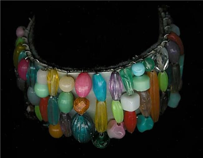 Art: Tucson Micro-Burst Cuff Bracelet by Artist Sara Field