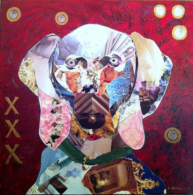 Art: Unconditional Love by Artist Laura Gemme Triplett