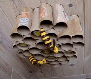 Detail Image for art Wasp Nest