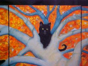 Detail Image for art Cats' Tree