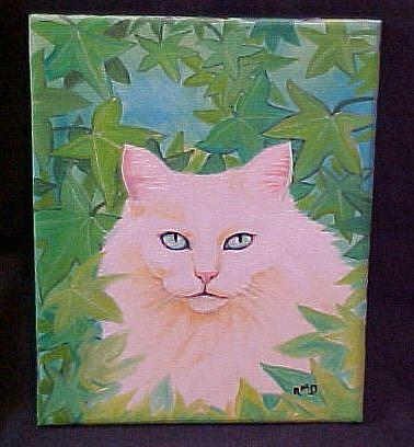 Art: Princess by Artist Rosemary Margaret Daunis