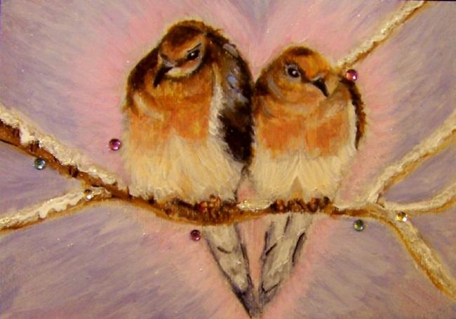 Art: aceo 4 016 by Artist Camille Meeker Turner