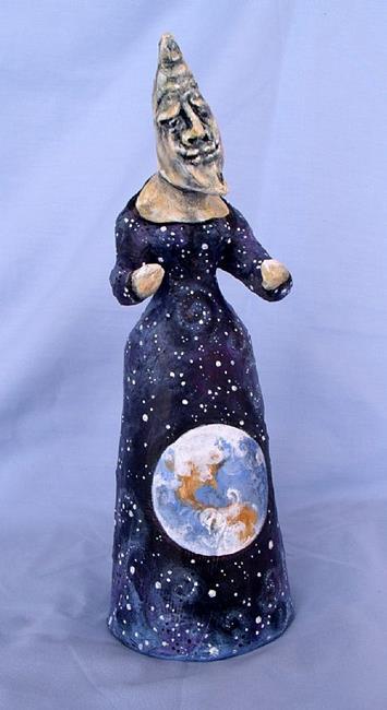 Art: Beryl Moon by Artist Patience