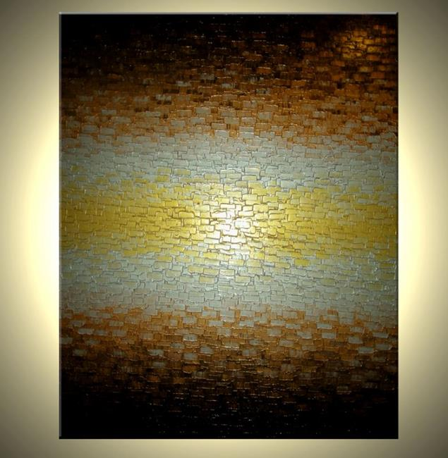 Art: PARTING LIGHT by Artist Daniel J Lafferty