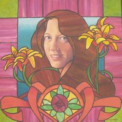 Art: RIP OF DAWN by Artist Lauren Cole Abrams