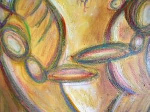 Detail Image for art TOUCHED BY GREATNESS (SOLD)