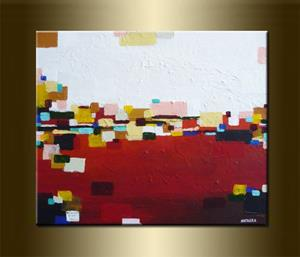 Detail Image for art ORIGINAL ABSTRACT PAINTING