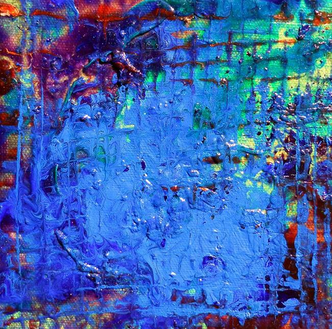 Art: VOYAGER (SOLD) by Artist Dawn Hough Sebaugh
