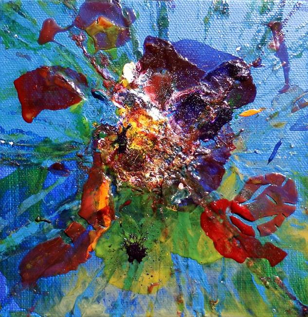 Art: COME TO LIFE (SOLD) by Artist Dawn Hough Sebaugh