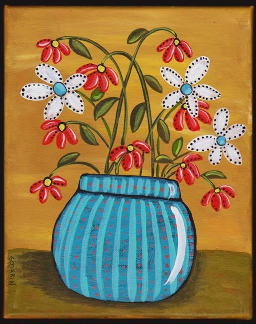 Art: MY IMAGINATION by Artist Cindy Bontempo (GOSHRIN)