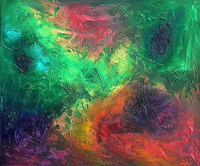 Art: Turbulence by Artist Amanda Hone