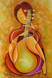 Art: Inspiration by Artist Javier Martinez