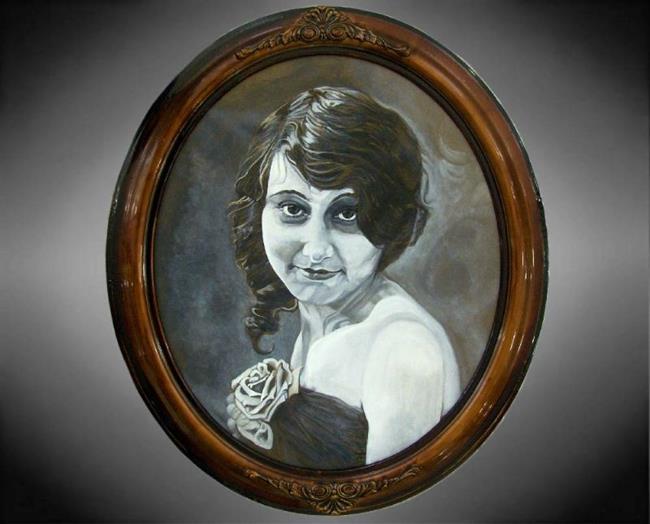 Art: Fannie by Artist Doe-Lyn