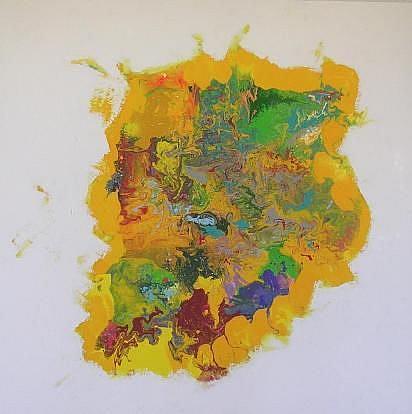 Art: ARISTOCRAT (SOLD) by Artist Dawn Hough Sebaugh