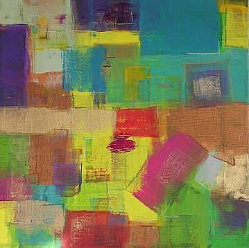 Art: COMPROMISE (SOLD) by Artist Dawn Hough Sebaugh