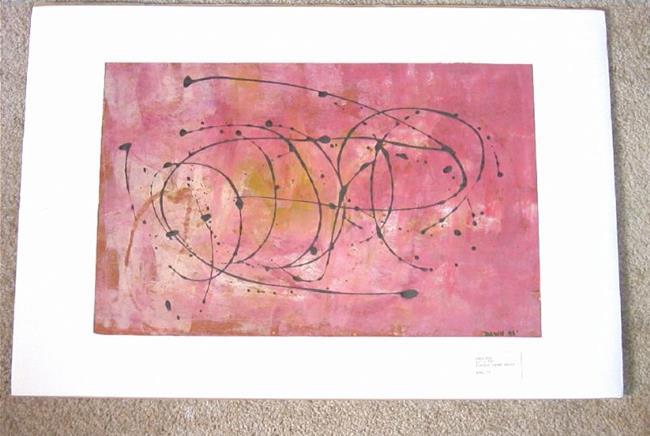 Art: LADY BUG (SOLD) by Artist Dawn Hough Sebaugh