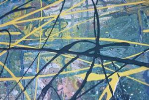 Detail Image for art PILGRAMAGE (SOLD)
