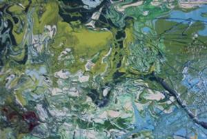 Detail Image for art MONSOON TIDE (SOLD)
