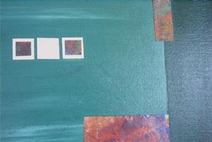 Detail Image for art CONFINEMENT (SOLD)