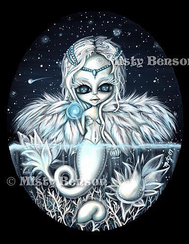 Art: SeaStar by Artist Misty Monster (Benson)