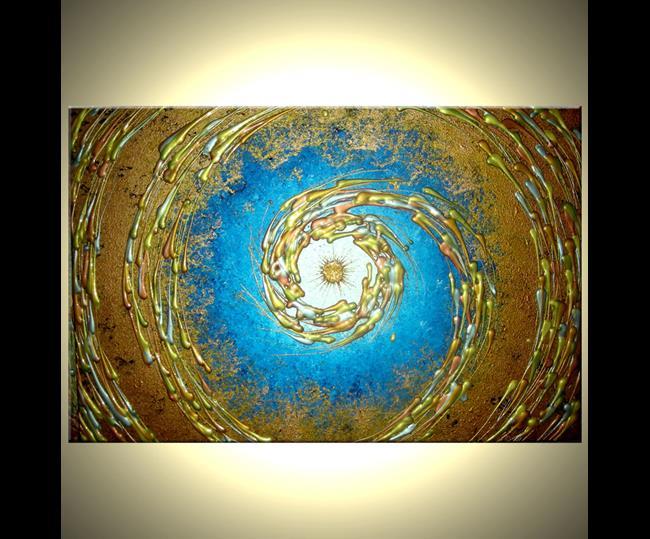 Art: Finding Midnight by Artist Daniel J Lafferty