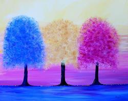 Art: Comfort by Artist Stacey R. Zimmerman