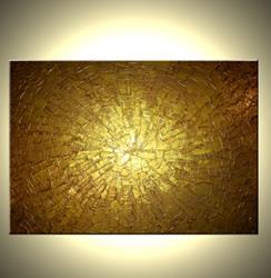 Art: Golden Core by Artist Daniel J Lafferty