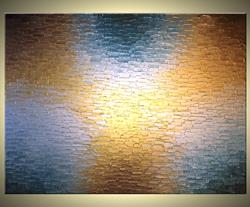Art: PATH OF GOLD by Artist Daniel J Lafferty