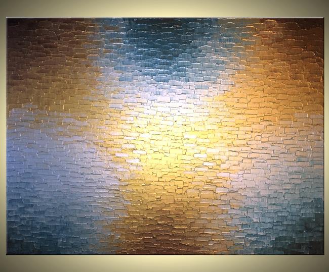 Art: PATH OF GOLDEN DREAMS by Artist Daniel J Lafferty