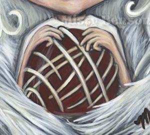Detail Image for art Divine Delivery -- Candy Show