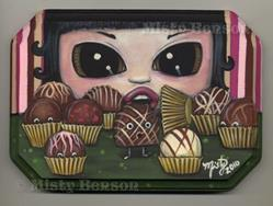 Art: The Great Escape -- Candy Show by Artist Misty Benson