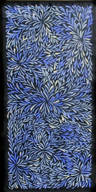 Art: Medicine Leaves by Artist Ani T.  D