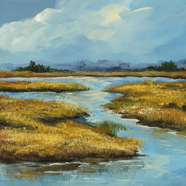 Art: The Low Country by Artist Torrie Smiley