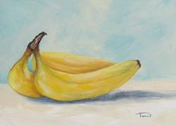 Art: Bananas V by Artist Torrie Smiley