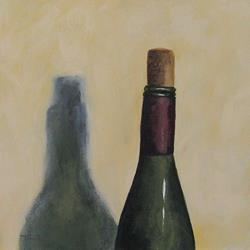 Art: Half-Corked by Artist Torrie Smiley