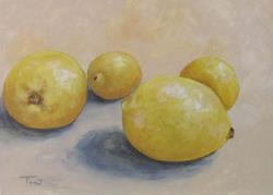 Art: June Lemons by Artist Torrie Smiley