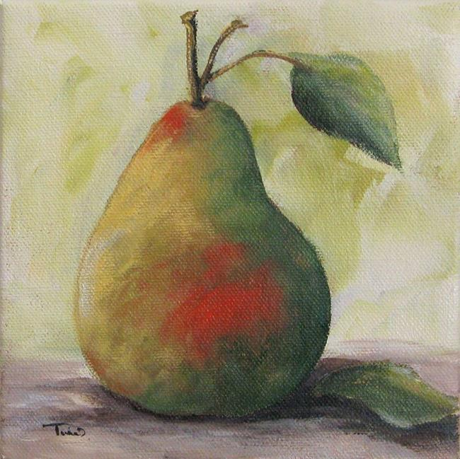 A Simple Pear - by Torrie Smiley from Gallery